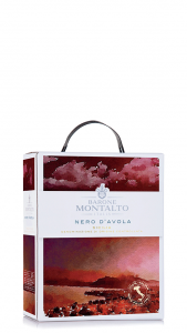 Nero d'Avola Sicilia DOC 3L BIB