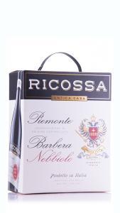 Barbera Nebbiolo Piemonte DOC 3L BIB